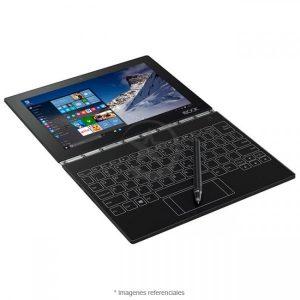 "LENOVO yoga Tab 3 Pro 10.1"" Procesador: Intel Atom™ X5 Z8550 Quad-Core 1.44GHz Pantalla: MultiTouch 10.1"" QHD (2560x1600) IPS RAM: 4 GB / Almacenamiento: 64GB GPS, WiFi, Bluetooth, Camaras 5 MP/ 13MP Multimodal , incluye mode proyector hasta 70"" Android 6.0"