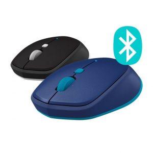 Logitech 750LZ0FWAP9 M535 Mouse inalambrico USB con pila AA color azul