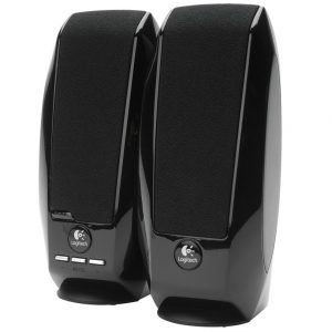 Logitech 980-001004 S150 Paralante logitech conexión USB para alimentacion y audio