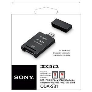 SONY QDA-SB1 USB Y LECTOR DE SD