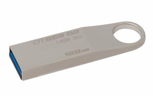 KINGSTON DT100G3/128GB Data traver 100 USB 3.1/3.0 de 128 GB