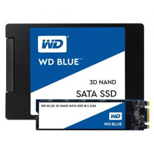 WD WDSS100T2B0B Solid state drive 1 TB blue Disco duro solido de 1TB SSD