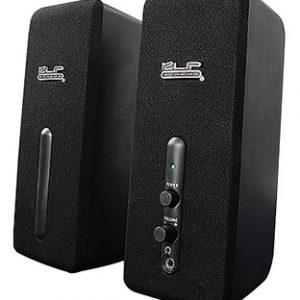 Klip xtreme 180100066 KSS-310 Parlante logitech conexión USB y entrada auricular