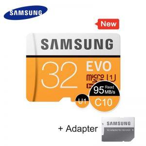 SAMSUNG MB-ME32G MicroSDHC 1 card evo select Tarjeta micro SD 32 GB 95MG/S Class 10