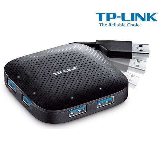 TP-LINK 102500013 Portable hub Uh400 USB 3.0 4 puertos 3.0