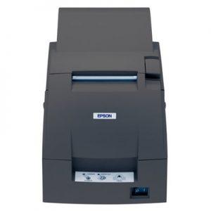 EPSON Impresora Epson TM-U220AC31C513153Impresora matriz de 9 pines, velocidad de impresión 4.7 lps. Puerto DB-25, Autovoltaje, Presentación en caja. MARCA EPSONMODELO TM-U220ANUMERO DE PARTE C31C513153TECNOLOGIA DE IMPRESION IMPACTO (MATRIZ DE PUNTOS 9 PINES)VELOCIDAD DE IMPRESION 4.7 LINEAS POR SEGUNDOS A 40 COLUMNAS CON 16 CPI APROX. 6.0 LINEASPOR SEGUNDOS A 30 COLUMNAS CON 16 CPI APROX.CONECTIVIDAD DB-25VOLTAJE DE ALIMENTACION AUTO VOLTAJE (110 - 220 VAC)ESPECIFICACIONES ADICIONALES IMPRESION DE RECIBOSCORTADOR AUTOMATICOROLLO ADICIONAL PARA DIARIO