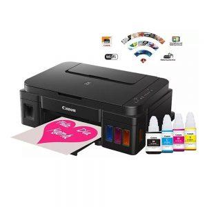 CANON Multifuncional de tinta continua Canon Pixma G3110 2315C004AA