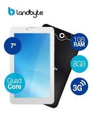 "LANDTAB LT5545 7"" Procesador RK3126 Quad-Core, WiFi, Bluetooth, microSD (hasta 32GB) cámara frontal 1.3 MP, cámara posterior 2 MP."