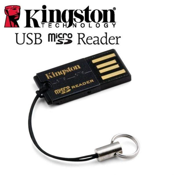KINGSTON FCR-MRG2 USB micro Reader USB Lecto de Micro SD